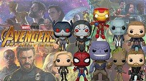 Funko Pop Vinyl Marvel - Avengers Infinity War
