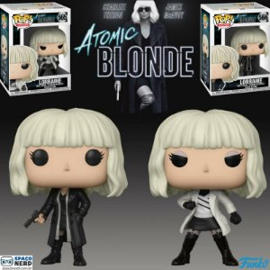Funko Pop Vinyl Atomic Blonde
