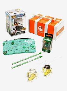 Funko Crunchyrrol Collectible Box Hot Topic Exclusivo