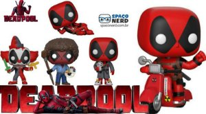 Funko Pop Vinyl Marvel Deadpool