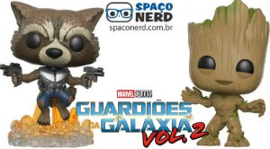 Funko Pop Vinyl Guardians of the Galaxy 2
