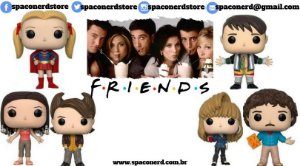 Funko Pop Vinyl Friends