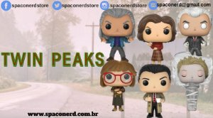 Kit Completo de Funkos Pop Vinyl Twin Peaks