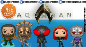 Funko Pop Vinyl Aquaman Dc Comics