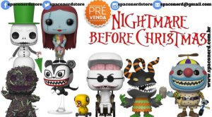 Funko Pop Vinyl Disney - The Nightmare Before Christmas