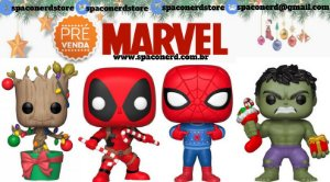 Funko Pop Vinyl Marvel Holiday
