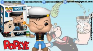 Funko Pop Vinyl Popeye Specialty Series
