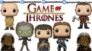 Funko Pop Vinyl Game Of Thrones (Novos)
