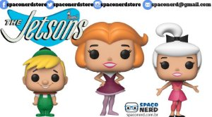 Funko Pop Vinyl The Jetsons (Novos)