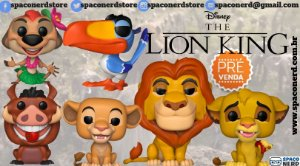 Funko Pop Vinyl The Lion King