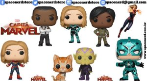Funko Pop Vinyl Captain Marvel