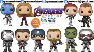 Funko Pop Vinyl Avengers End Game