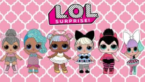 Boneca L.O.L - Pearl Surprise