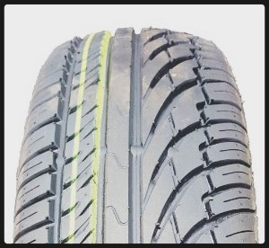 Pneu 175/65R15 Remold Tcp; Honda Fit, City