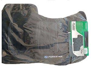 Jogo De Tapetes Carpete Bordado Com 04 peças Subaru Forester