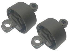 Par De Buchas Do Facão Suspensão Traseira Hyundai Ix35 2.0 Kia Sportage 2.0 77 mm