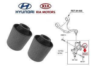 Par Bucha da Manga De Eixo Suspensão Traseira Hyundai Sonata 2.4