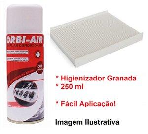 Filtro Da Cabine Com Higienizador Granada Hyundai Santa Fé 2.4 3.5 New Santa Fé 3.3