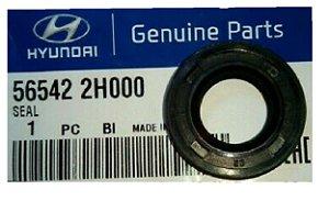 Bucha Vedadora De Óleo Caixa De Direção Hyundai I30 2.0 I30 Cw 2.0