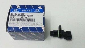Sensor De Rotação Original Hyundai I30 2.0 Tucson Elantra 2.0 Kia Sportage 2.0 Cerato 2.0 Soul 2.0 Carens 2.0 3918023910