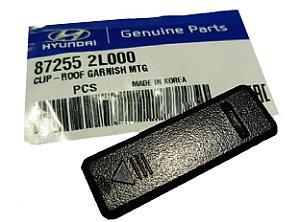 Acabamento Friso Rack Do Teto Original Hyundai I30 2.0 i30 Cw 2.0 872552L000
