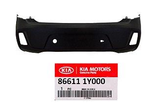 Capa Do Para Choque Traseiro Original Kia Picanto 2011 A 2015 866111Y000