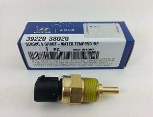 Sensor De Temperatura Externa Da Água Original Hyundai I30 2.0 I30 Cw 2.0 3922038020