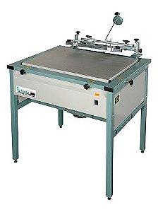 SERIPRESS 70100 Impressora serigráfica manual a vácuo