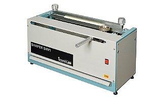 SHAPER SH75 Afiador manual de rodos para serigrafia