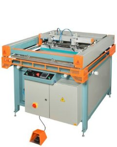 OLYMPIC Impressora serigráfica semi-automática