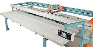 OMICROM MD Impressora serigráfica de grandes formatos