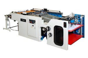 CYLINDERPRESS Impressora serigráfica automática