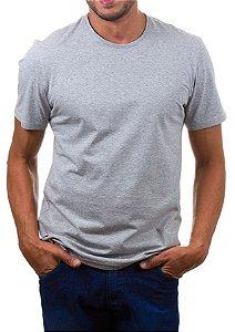 Camiseta Algodão - Mescla