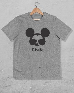 Camiseta Chefe