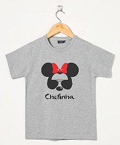 Camiseta Chefinha