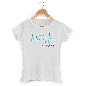 Camiseta Meu Coração Bate