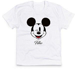 Camiseta Filho Mickey
