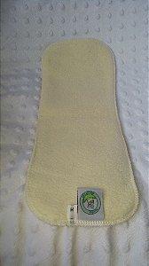 Absorvente/recheio para fraldas de pano