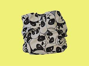 Fralda ecológica Panda