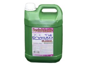 Desinfetante DIVISÃO aromas