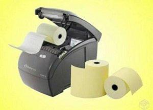 Bobina Termica Para Impressora Cupom