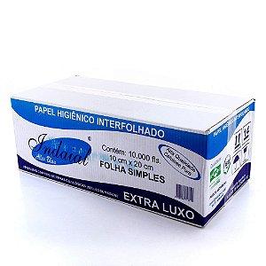 Papel Higiênico CAI CAI Folha Simples INDAIAL - 10.000 unid.