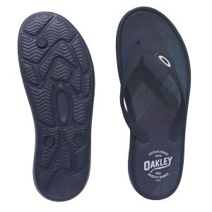 Chinelo Oakley Splash Print
