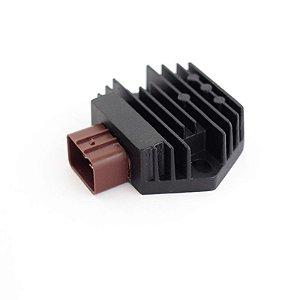 Regulador Retificador de Voltagem CBX 250 Twister 01-08 Chiaratto