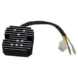 Regulador Retificador de Voltagem NX4 Falcon 400 Xenon 99-08 Chiaratto