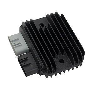 Regulador Retificador de Voltagem Ninja ZX 6 R 600 09-14 Chiaratto