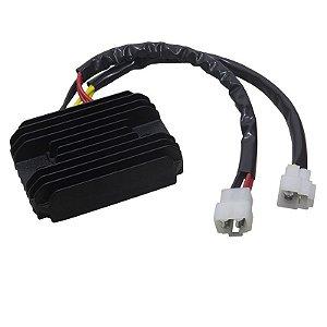 Regulador Retificador de Voltagem Street Triple 675 08-10 Chiaratto