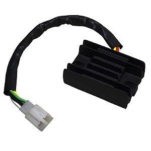 Regulador Retificador de Voltagem NX 200 Chiaratto