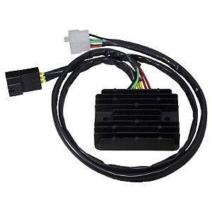 Regulador Retificador de Voltagem VTX 1800 2006 Chiaratto