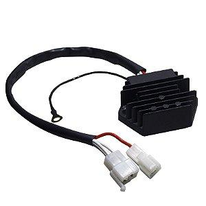 Regulador Retificador de Voltagem XV Virago 1100 Chiaratto